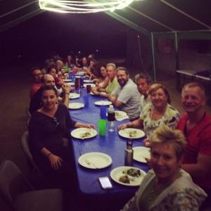 Thursday Dinner ser2014