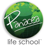 panacea life school logo