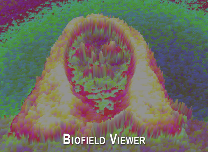 Biofield Viewer Subtle Energy Center