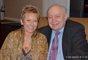 Denise Lewis Premschak and Jim Turner